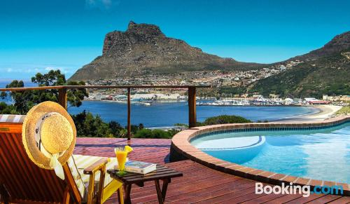 Apartment for two people in Hout Bay. Pool!