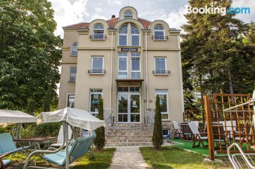Home in Varna City. Little!