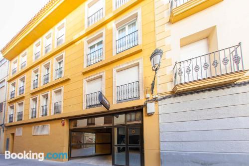 Cuco apartamento parejas en buena ubicación de Albacete