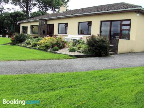 1 bedroom apartment place in Valentia Island. For 2 people.