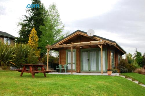 Apartment for two people in Hanmer Springs with terrace