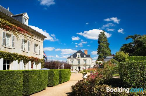 Home in Amboise. Convenient for two!