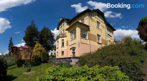Home in Česká Kamenice with terrace