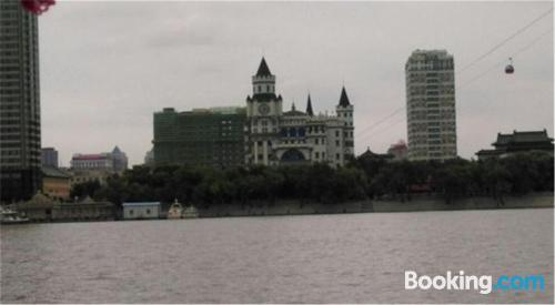 Apartamento con internet en Harbin