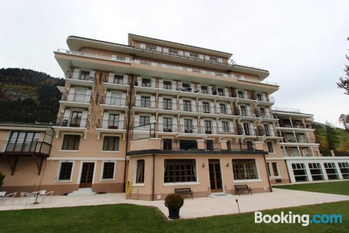 Chateau-d'Oex apartment. 73m2!