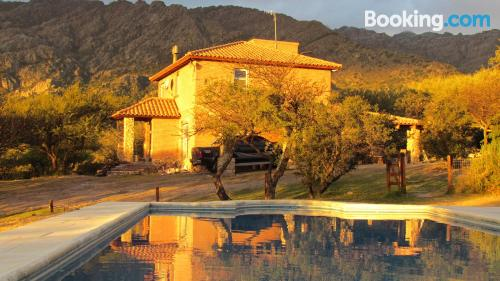 Home in Cortaderas. Perfect for groups