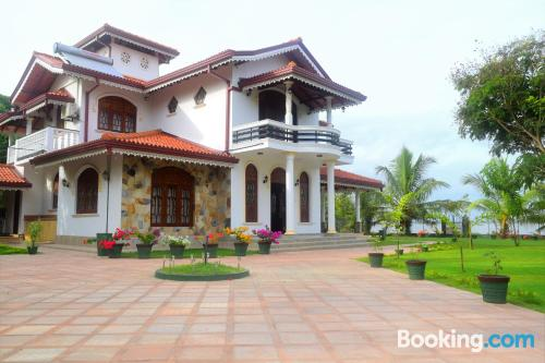 Home in Negombo with terrace and internet