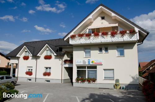 Home in Kranj for 2 people