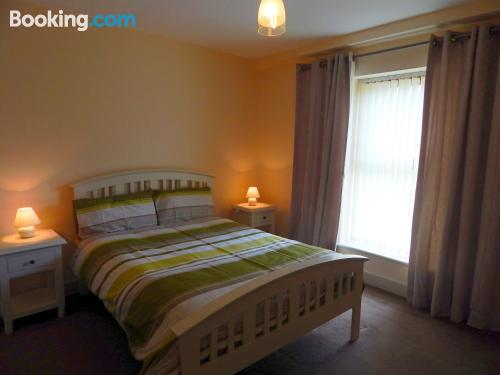 Gran apartamento de dos habitaciones en Ballyshannon