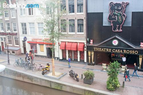 Apartment with wifi in amazing location of Amsterdam