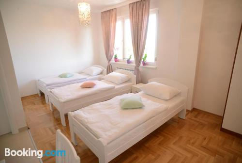 Place for 2 people. Banja Luka from your window!