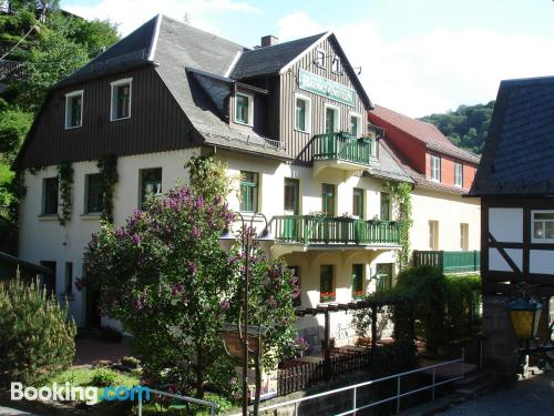 Cute home in Bad Schandau for 2