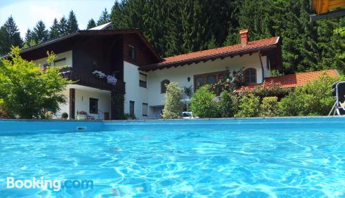 Cute studio. Best location and pool