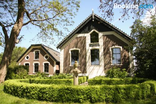 Stay in Weesp. For 2 people