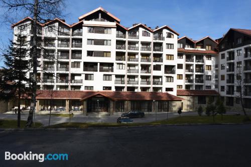 Apartamento en buena zona con terraza en Borovets
