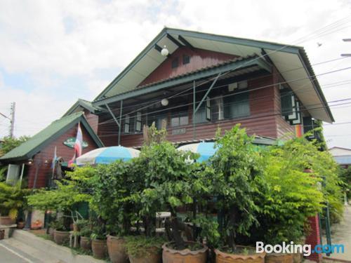Apartamento en Phra Nakhon Si Ayutthaya. ¡24m2!