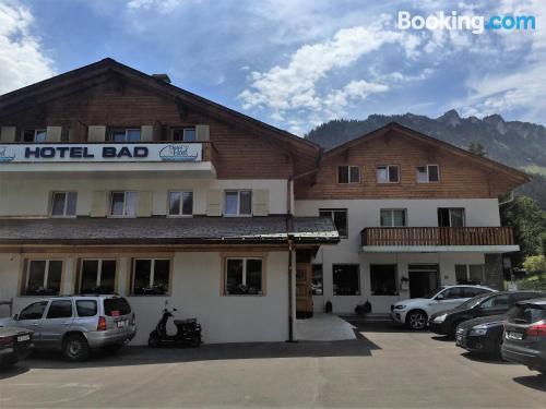 Apartamento con terraza en Bad-Schwarzsee