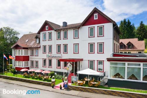 Place in Hahnenklee-Bockswiese. Great for 1 person