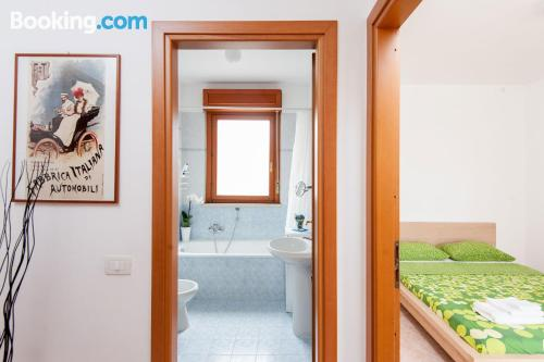 Comfortable apartment in Rome with terrace