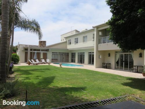 Place in Constantia with pool