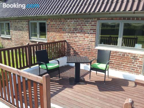 Apartamento de 21m2 en Ringkobing con wifi y vistas
