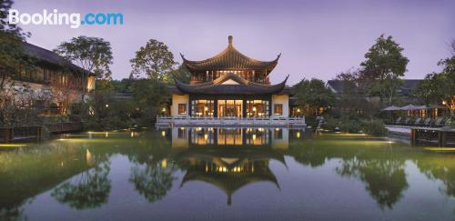 Place in Hangzhou for 2 people