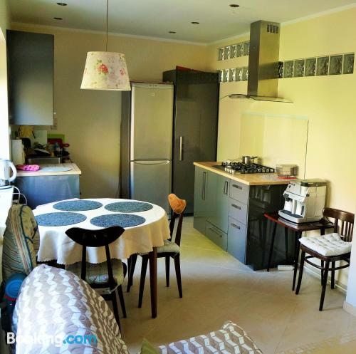 Apartamento de dos habitaciones en Giżycko. Pet friendly