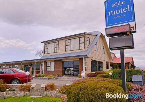 Apartment in Invercargill with internet