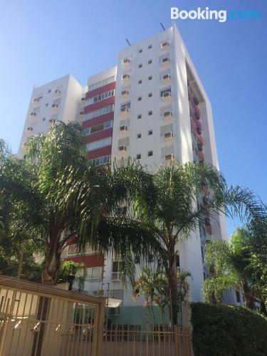 Apartamento de 47m2 en Puerto Alegre con piscina