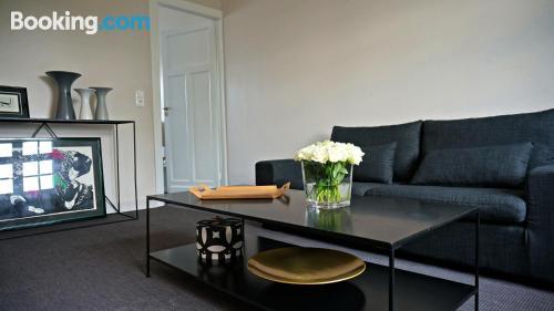 1 bedroom apartment. 46m2!