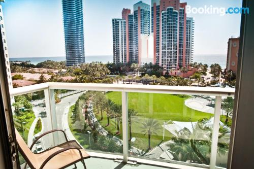 Home in Sunny Isles Beach with terrace