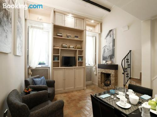 1 bedroom apartment in Rome in perfect location