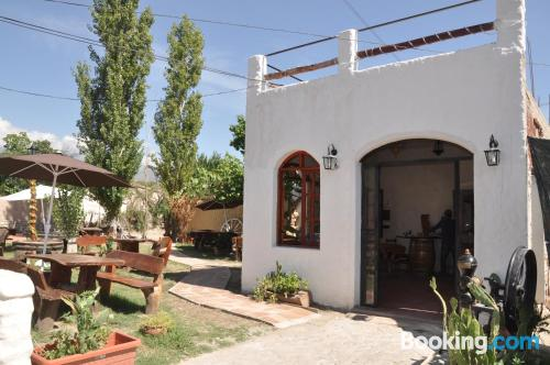Place with internet in great location of Cafayate