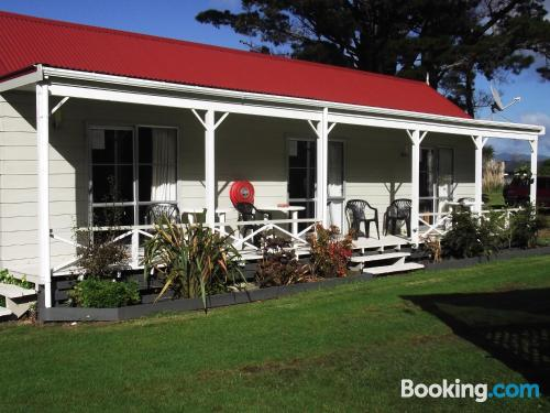 Home in Whitianga with internet.