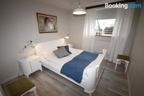 Amplio apartamento en Selfoss con internet