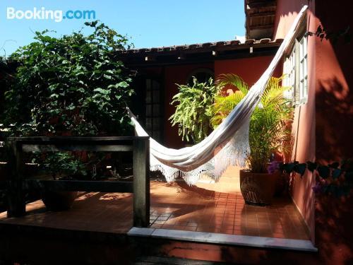 Apartamento con vistas y conexión a internet en Río de Janeiro perfecto dos personas