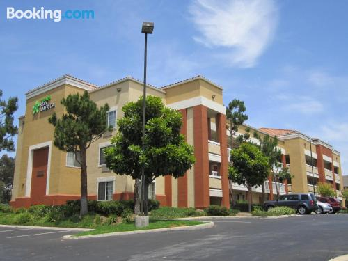 Sleep in Brea. Ideal for couples!