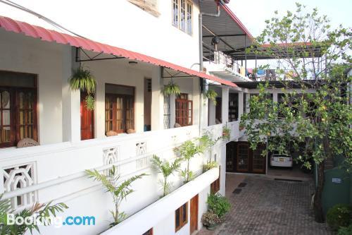Apartamento con terraza en Negombo.