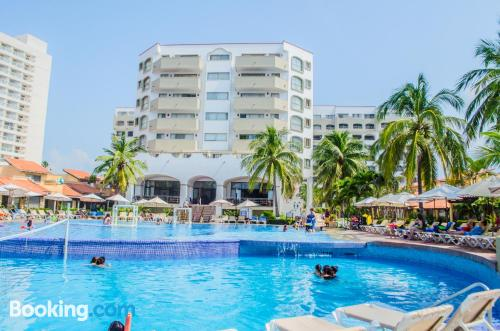Apartamento con piscina en Ixtapa