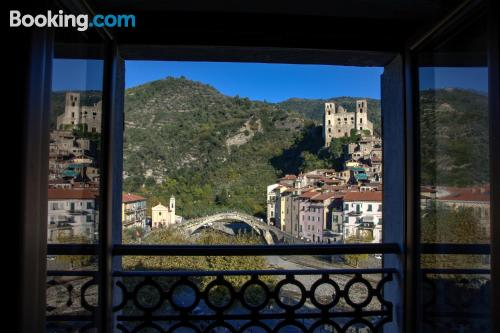 Pet friendly apartment in Dolceacqua in incredible location