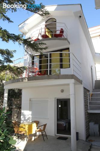 Home in Petrovac na Moru with terrace!.