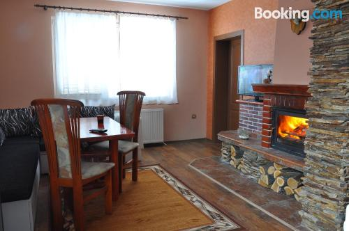 Good choice 1 bedroom apartment with heating and wifi