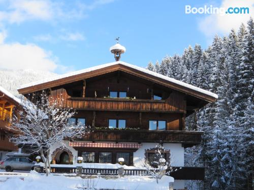 Homey home in center of Alpbach
