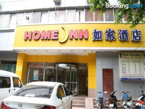 Apartamento en Jinan para dos personas