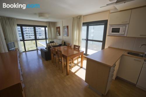 Apartment in Teruel. Enjoy your terrace