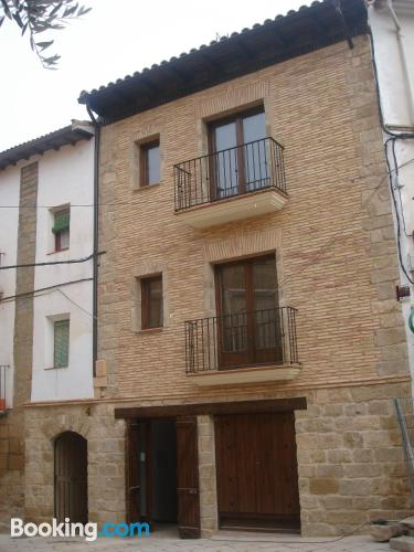 Adahuesca from your window! 60m2!