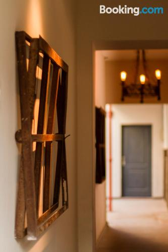 La Rioja apartment with heating