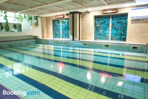 Apartment with swimming pool. Bucharest is waiting!