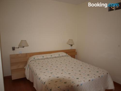 1 bedroom apartment in Baños de Montemayor. Enjoy your terrace