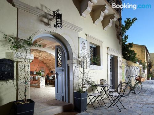 40m2 place in Chania Town with terrace